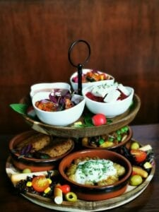 World Dishes - Tapas Style