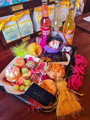 Celebration Box with Mocktails