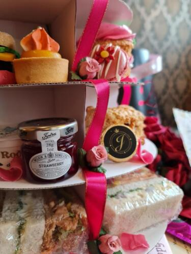 Mothers Day Afternoon Tea Close Up 1